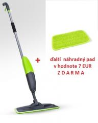 SPRAY MOP MICROFIBRE